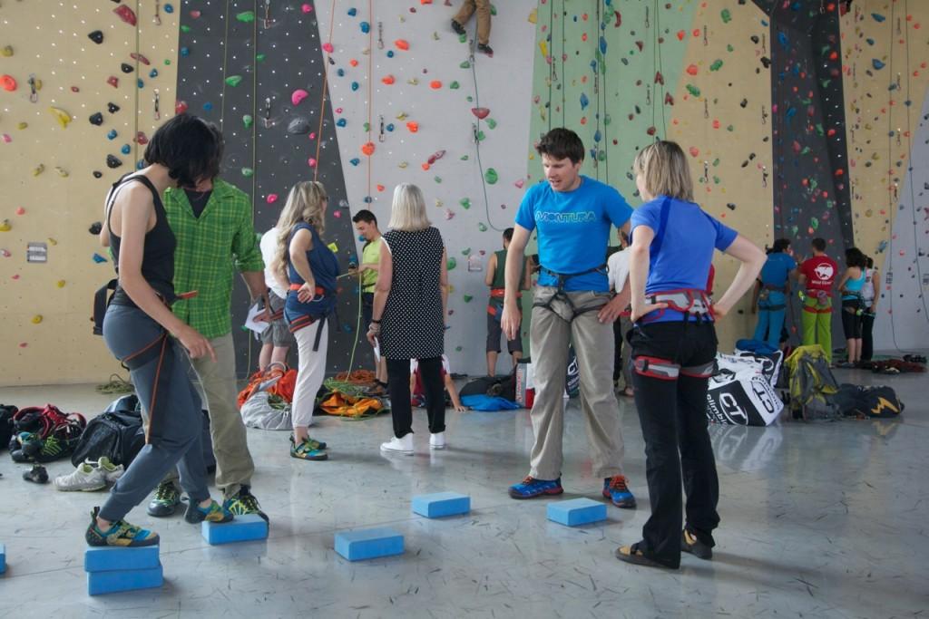 Workshop Guide Alpine Lombardia al Rockspot di Pero