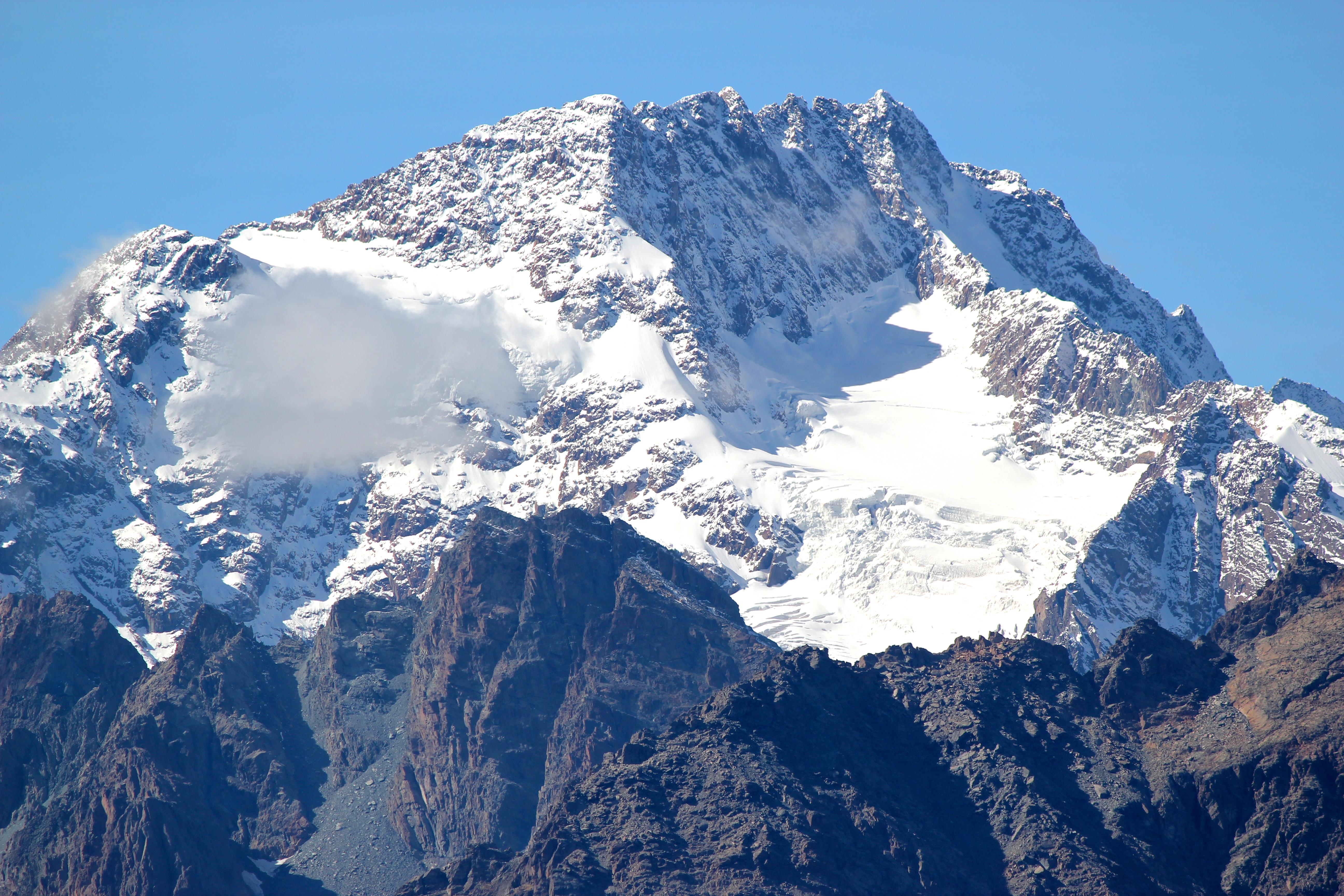 Monte Disgrazia (foto L.Maspes)