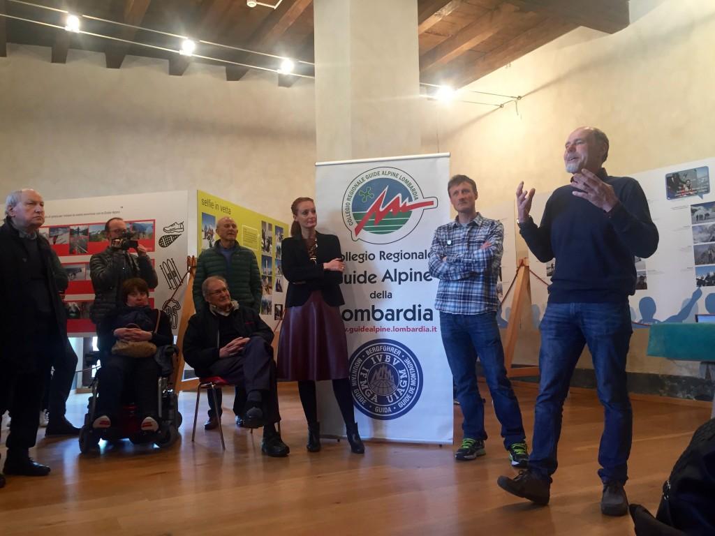 Marina Cotelli, Fabrizio Pina e Jacopo Merizzi